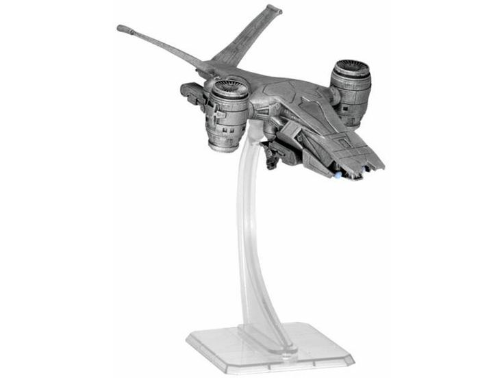 Terminator 2 Cinemachines Die-Cast Collectible - Hunter Killer (Aerial) - Terminator 2: Judgment Day Vehicles & Accessories