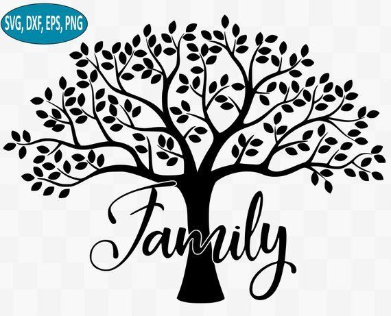Pin By Nathalie De Luca On Arbre Genealogique Family Tree Drawing Family Tree Clipart Family Tree Template