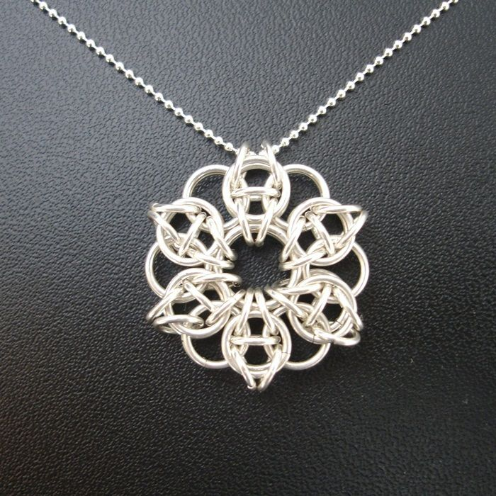 chainmail jewelry patterns | Necklaces : Lanza Creations, Handmade Jewelry and Accessories