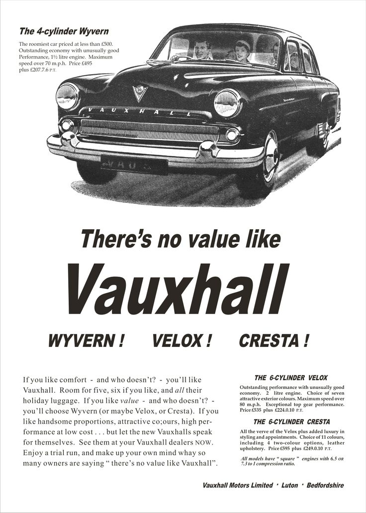 677 best OLD CARZ ADVERTISING images on Pinterest | Cars, Vintage ...