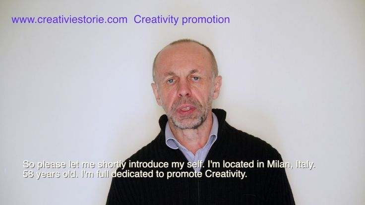 Short introduction on www.creativiestorie.com