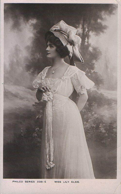 Lily Elsie (Philco 3381 E)