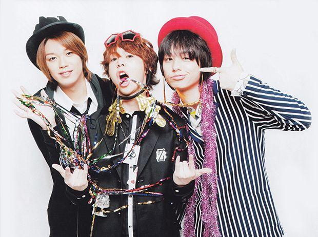 Takaki, Arioka, Inoo