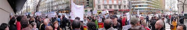 8 de Abril de 2010: El juez Luciano Varela imputa a Garzón por haber admitido las denuncias de víctimas y familiares de represaliados por el franquismo. Se llevan a cabo las primeras concentraciones espontáneas.
