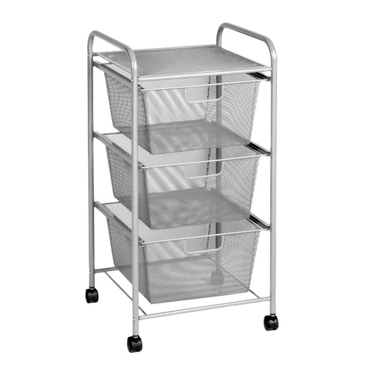 17 best images about client research office supply for Ikea metal cart with drawers