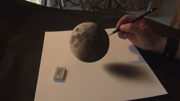 Artist Recreates Objects as Remarkably Realistic 3D Drawings on Flat Surfaces - My Modern Met
