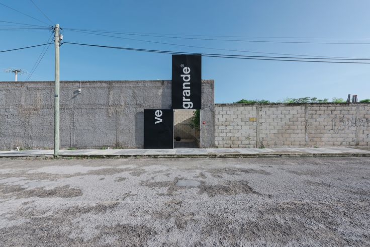 Completed in 2016 in Mérida, Mexico. Images by Tamara Uribe. VeGrande is an office dedicated to graphic design and branding. The project consisted of reusing a rustic warehouse construction and turning it into...