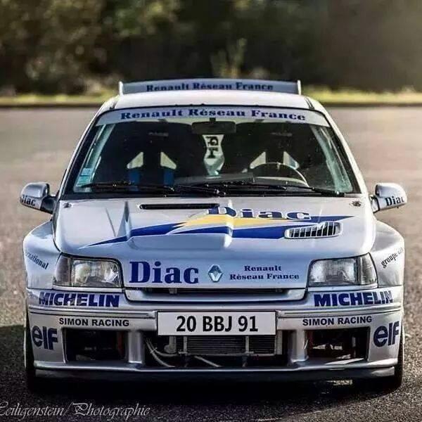 Renault Clio maxi K11