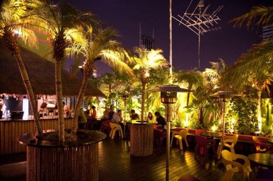 Delights from the Heights | Melbourne's Best Rooftop Bars | The Urban List