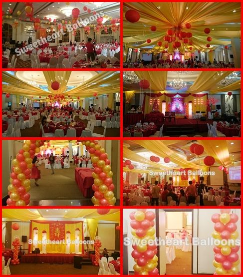 Balloon arch balloon arch philippines entrance balloon for Balloon decoration for birthday party philippines