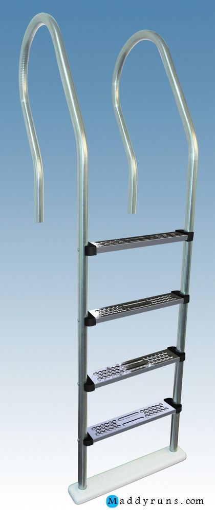 Best 25 swimming pool ladders ideas on pinterest pool ladder above ground pool decks and for Swimming pool ladder replacement parts