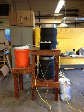 Arduino Controlled Beer Brewing Machine!