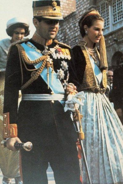 King Constantine and Queen Anne-Marie, 1966
