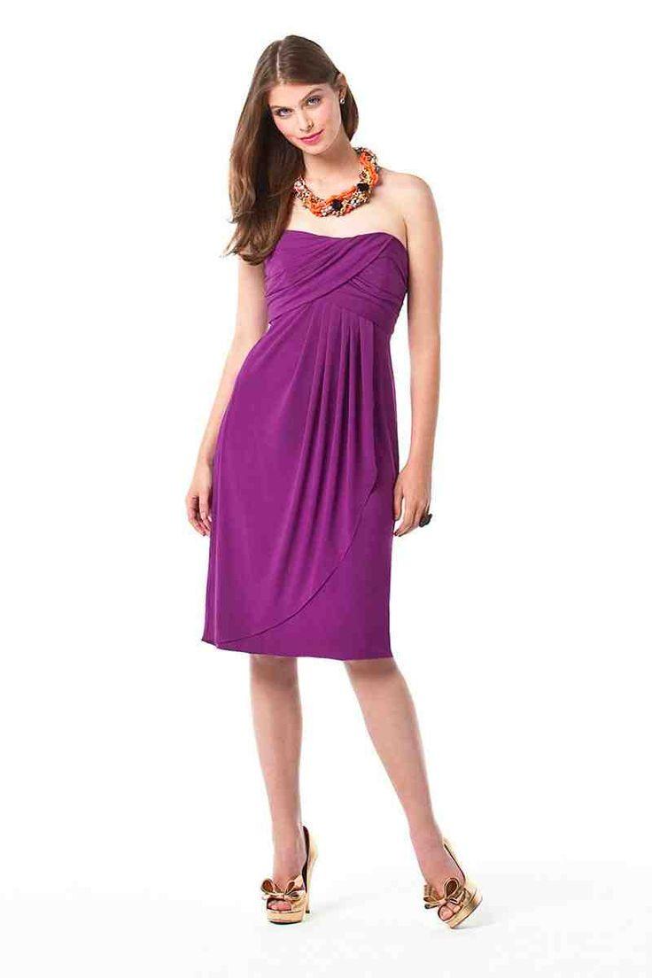 1000  ideas about Purple Bridesmaid Dresses on Pinterest  Plum ...