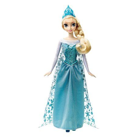 Disney Frozen Elsa Singing Doll