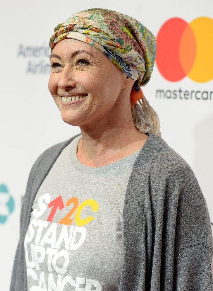 Shannen Doherty Stands Up to Cancer in the Best Way