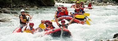 Rocky mountain adventures's best White water rafting in Texas makes  people complete happy.
