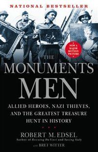 In a race against time, behind enemy lines, often unarmed, a special force of American and British museum directors, curators, art historians, and others, called the Momuments Men, risked their lives scouring Europe to prevent the destruction of thousands of years of culture.  Focusing on the eleven-month period between D-Day and V-E Day, this fascinating account follows six Monuments Men and their impossible mission to save the world''s great art from the Nazis.