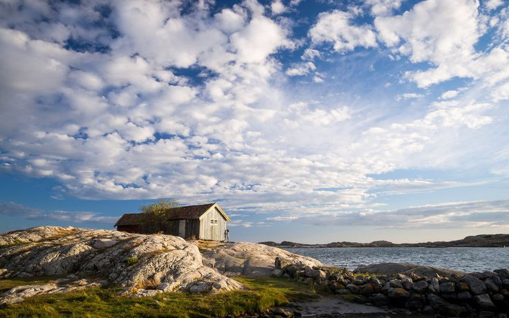 And the beautiful Koster Islands. | 24 Reasons Why Living In Sweden Will Ruin You For Life