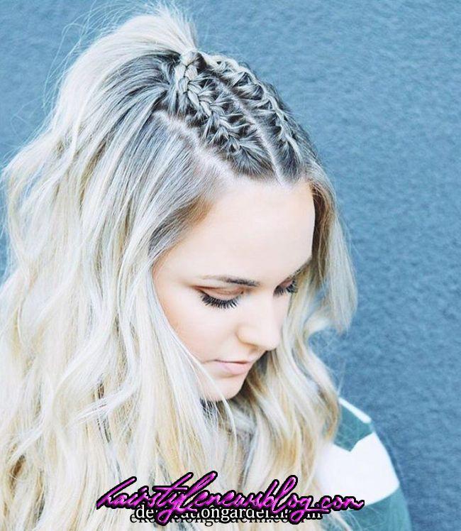 Pin on Haarzöpfe | Side braid hairstyles, Braided hairstyles, Long hair styles   Pin on Haarzöpfe | Side braid hairstyles, Braided hairstyles, Long hair styles