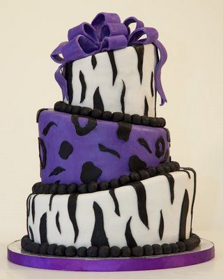 Purple Cakes - Google Search