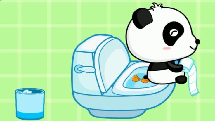 What Babies Do Game Fun Baby Panda Video for Little Kids Full HD