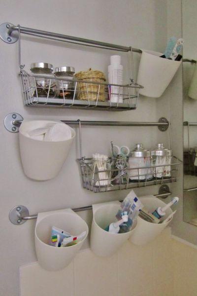 Si besoin d'un petit plus dans la salle de bain au-dessus de l'évier.