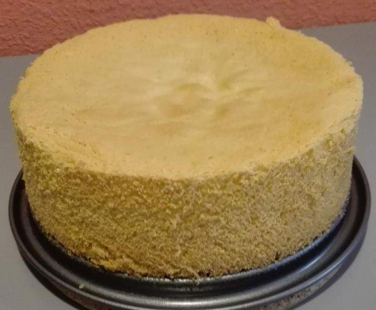 Rezept Bisquitboden für eine Springform mit 20cm Durchmesser von Bianca2011 - Rezept der Kategorie Backen süß