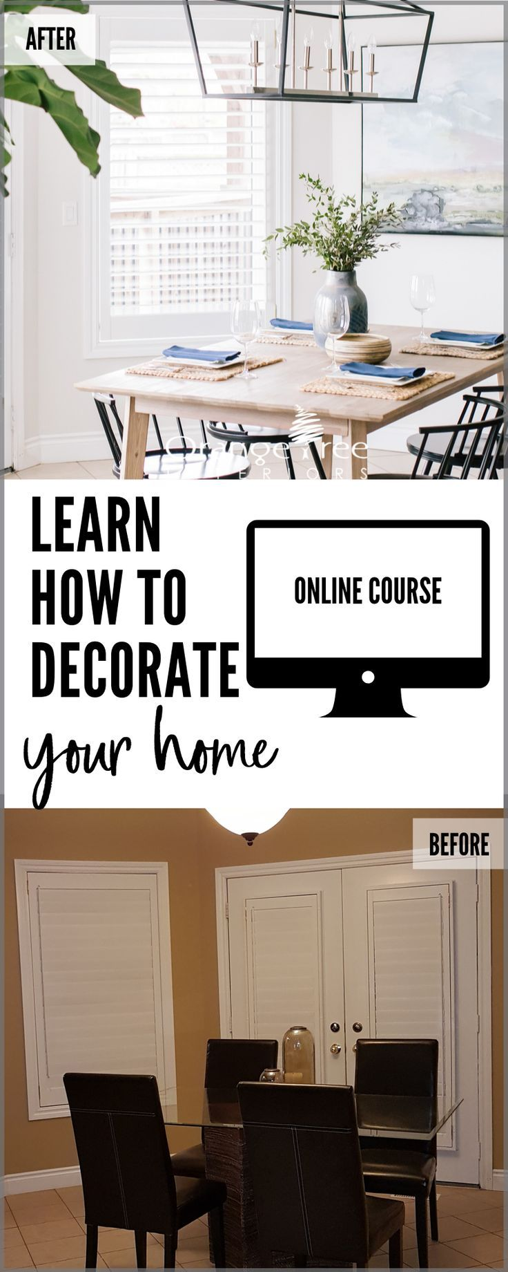 Learn How To Transform Your Home From Meh To Wow With This Self