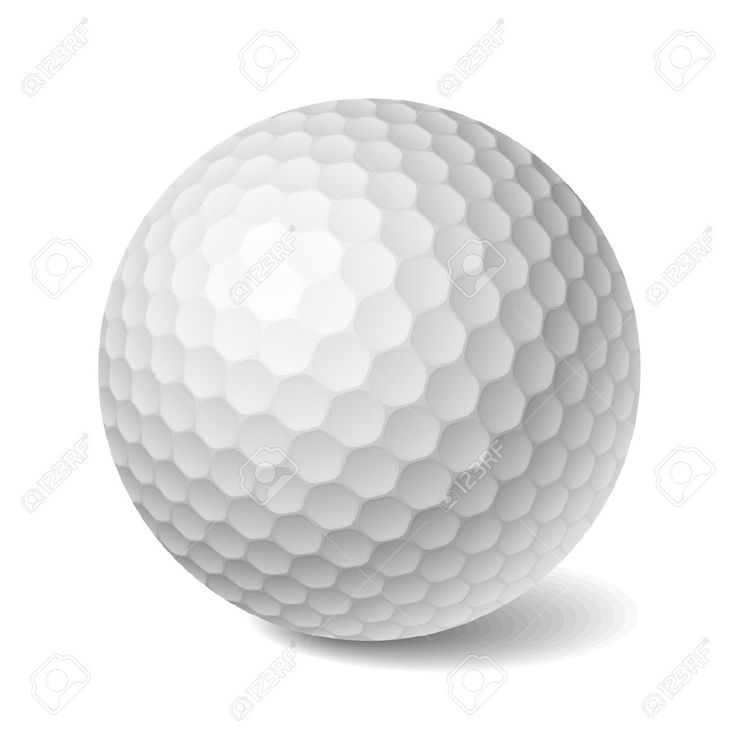 Golf Ball Clipart In 2020 Golf Ball Golf Ball Gift Golf Clubs