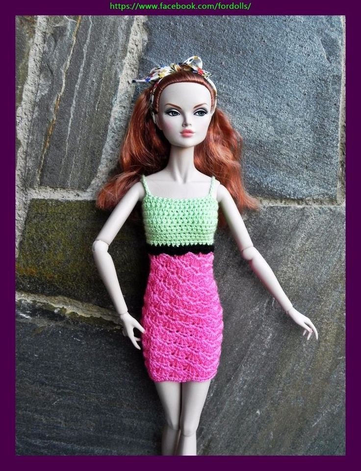 Handmade clothes for FR16 Tulabelle Tonner and similar 16 inches dolls