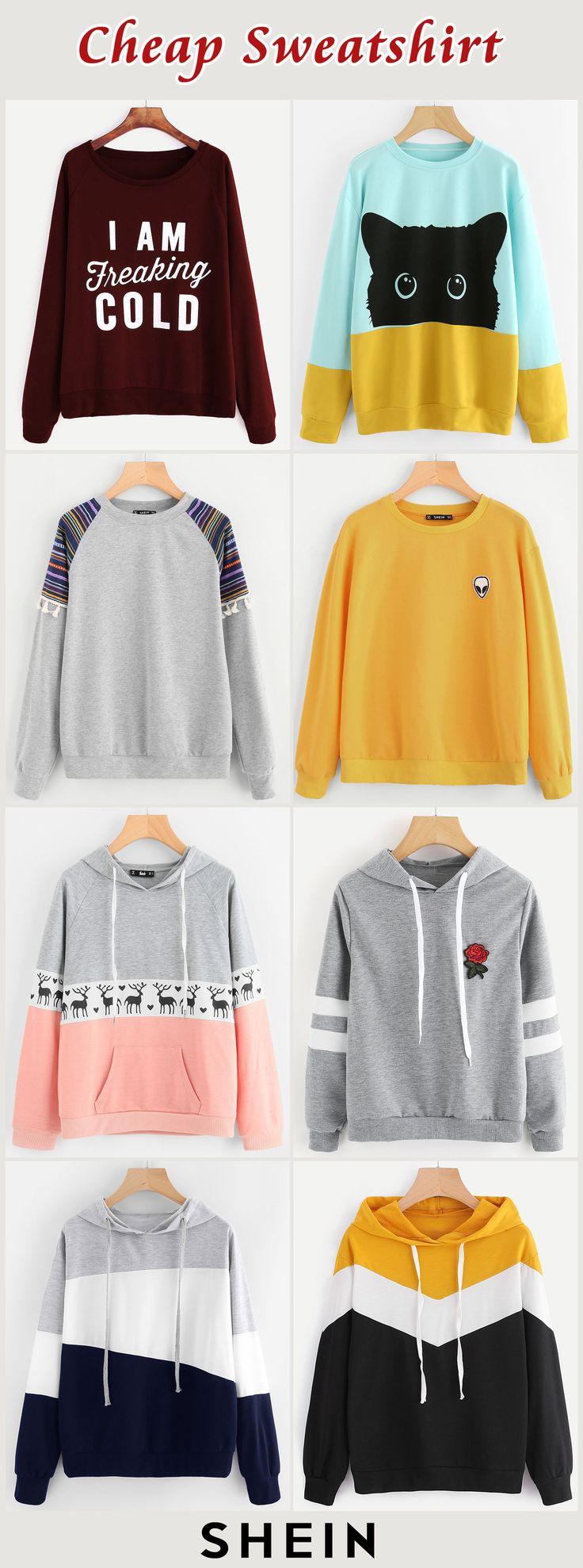 Cheap Sweatshirt
