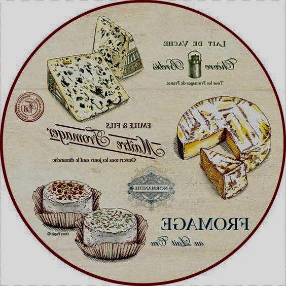 декупаж картинки для распечатки сыр этого