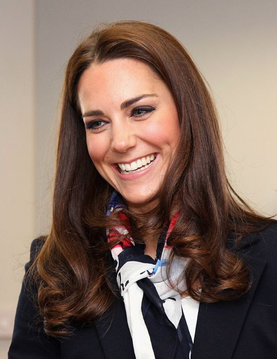 Kate meeting with the GB Olympic hockey team   March 2012