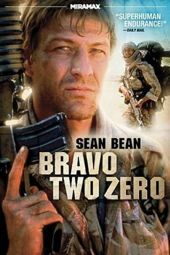 Bravo Two Zero (1999) | http://www.getgrandmovies.top/movies/34216-bravo-two-zero | When an elite eight-man British SAS team is dropped behind enemy lines, their mission is clear: take out Saddam Hussein's SCUD missile systems. But when communications are cut and the team finds themselves surrounded by Saddam's army, their only hope is to risk capture and torture in a desperate 185-kilometer run to the Syrian border.  Based on the true story of a British Special Forces unit behind enemy…