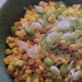 D, Edamame and Succotash recipe on Pinterest
