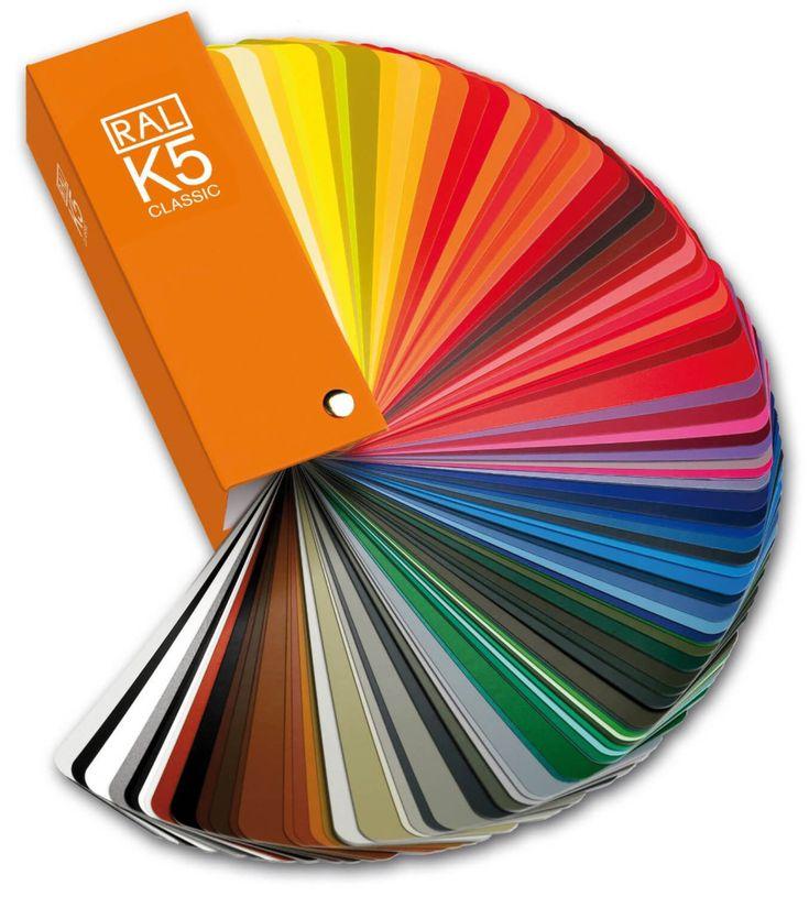 Foto von RAL-K5 glänzend – RAL Farbfächer für glänzende Farben