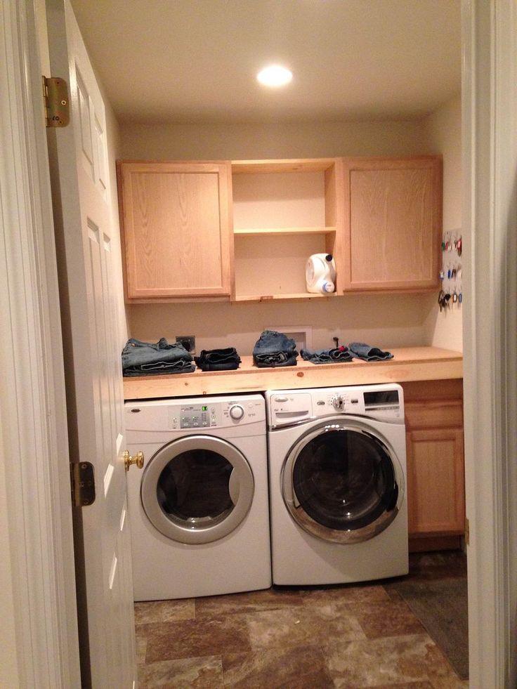 10x10 Laundry Room Layout: 40+ Small Laundry Room Organization Ideas