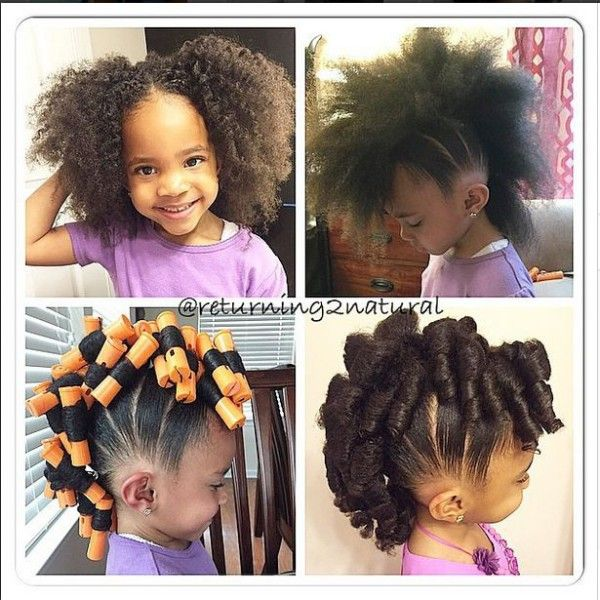 1000+ Ideas About Black Kids Hairstyles On Pinterest