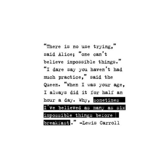 Alice in wonderland Quotes found on Polyvore