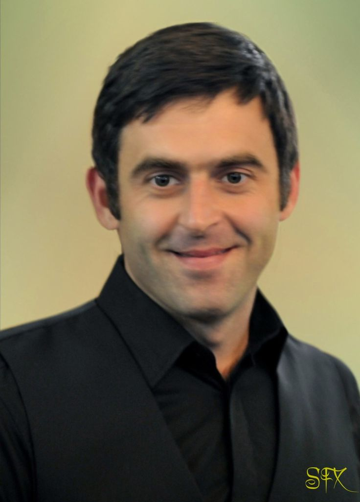 Ronnie O'Sullivan. Snooker Player.