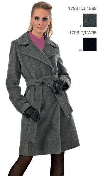 Демисезонные женские пальто российского производства