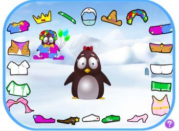 Tic : Disfrazamos al pingüino BABYTV   http://www.actividadeseducainfantil.com/2014/02/disfrazamos-al-pinguino-babytv.html