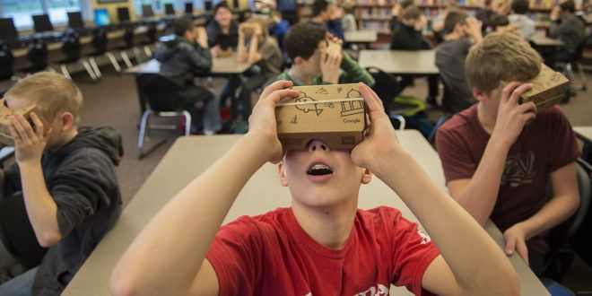 Éducation VR – Comment la réalité virtuelle transforme l'éducation