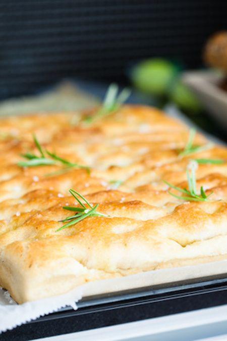 Focaccia genovese ricetta originale