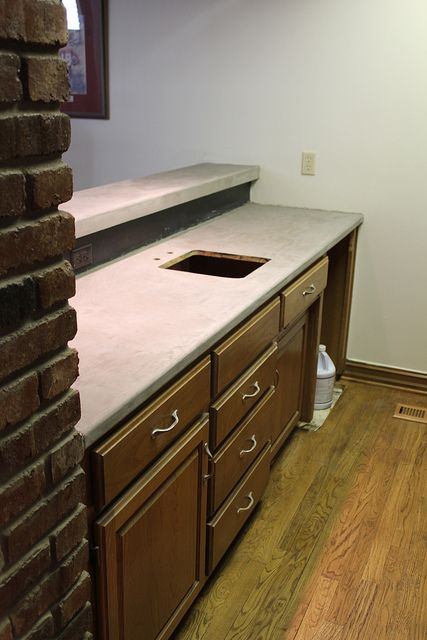 47 Best Images About Concrete Countertops On Pinterest