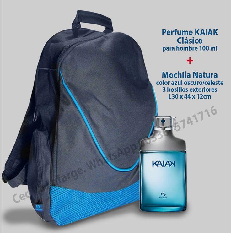 Pack Kaiak Masculino = 49€ - Perfume Kaiak a escoger : Clásico o Intenso,100ml c/u - Mochila azul Natura  Pedidos : Whatsapp 0033675741716 cecilia.naturaeuropa@gmail.com #naturakaiak #naturaventas #perfume #eaudetoilette #naturaeuropa #naturafrancia #naturabrasil #consultoranatura #packkaiak #regalohombre #regalo #regalopapa #regaloel #ventasnatura #perfumecuerpo #cuerpo #perfumemasculino #perfumedehombre #kaiakclasico #kaiakintenso #kaiakurbe #kaiakdenatura #adoronatura