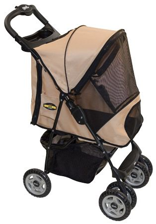 Jeep® Wrangler Pet Stroller by Pet Gear ( Pets up to 30 lbs.)