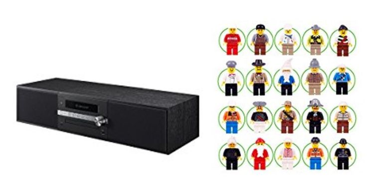 Geek Daily Deals for July 22, 2017: Get a Pioneer Mini-Stereo System for $120; Variety Pack of Minifigs $13 - https://geekdad.com/2017/07/geek-daily-deals-july-22-2017-pioneer-stereo-minifigs/?utm_campaign=coschedule&utm_source=pinterest&utm_medium=GeekMom&utm_content=Geek%20Daily%20Deals%20for%20July%2022%2C%202017%3A%20Get%20a%20Pioneer%20Mini-Stereo%20System%20for%20%24120%3B%20Variety%20Pack%20of%20Minifigs%20%2413