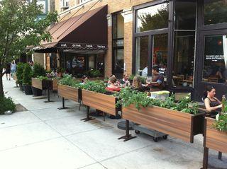 Restaurant Garden Boxes